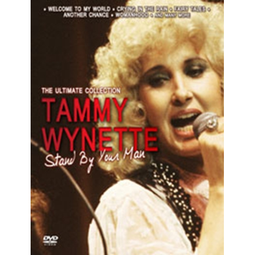 Tammy Wynette: Stand By Your Man (UK-import) (DVD)