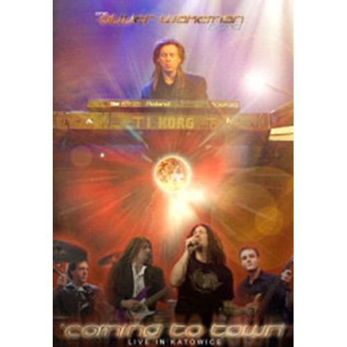 Oliver Wakeman Band: Coming To Town - Live In Katowice (UK-import) (DVD)