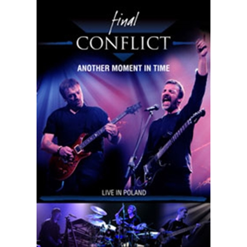 Final Conflict: Another Moment In Time - Live In Poland (UK-import) (DVD)