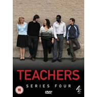 Teachers: Series 4 (Box Set) (UK-import) (DVD)