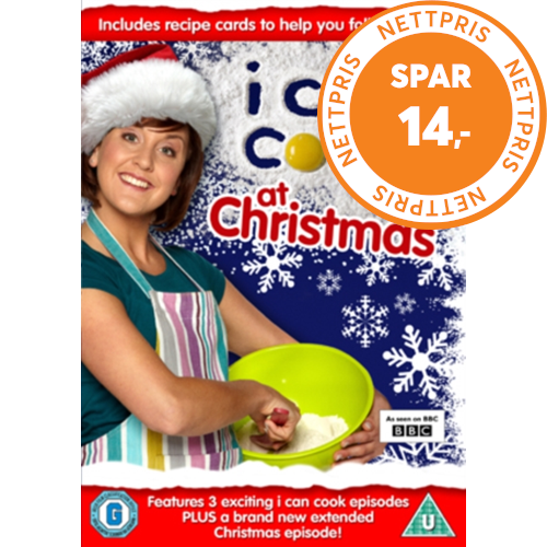 I Can Cook At Christmas (UK-import) (DVD)