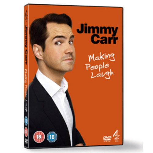 Jimmy Carr: Making People Laugh (UK-import) (DVD)