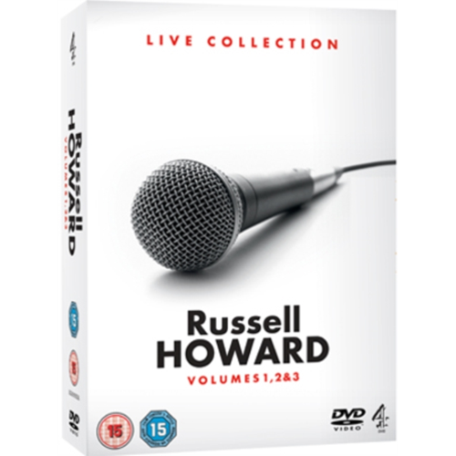 Russell Howard: Live Collection - Volumes 1, 2 And 3 (UK-import) (DVD)