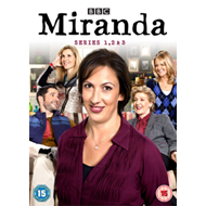 Miranda: Series 1-3 (UK-import) (DVD)