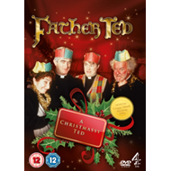 Produktbilde for Father Ted: A Christmassy Ted (UK-import) (DVD)