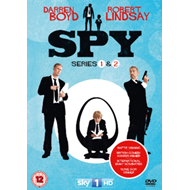 Spy: Series 1 And 2 (UK-import) (DVD)
