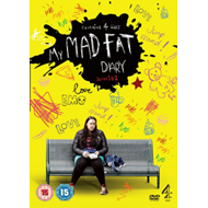 Produktbilde for My Mad Fat Diary: Series 1 And 2 (UK-import) (DVD)