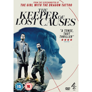 Produktbilde for The Keeper Of Lost Causes (UK-import) (DVD)