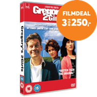 Produktbilde for Gregory's 2 Girls (UK-import) (DVD)