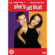She's All That (UK-import) (DVD)