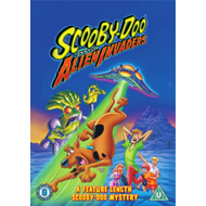 Scooby-Doo: Scooby-Doo And The Alien Invaders (UK-import) (DVD)