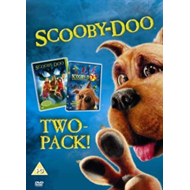 Scooby-Doo - The Movie/Scooby-Doo 2 - Monsters Unleashed (UK-import) (DVD)