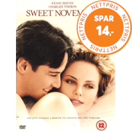 Produktbilde for Sweet November (UK-import) (DVD)