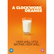 Clockwork Orange (UK-import) (DVD)