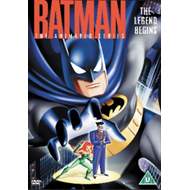 Batman - The Animated Series: Volume 1 - The Legend Begins (UK-import) (DVD)