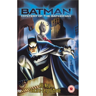 Batman And The Mystery Of Batwoman (UK-import) (DVD)