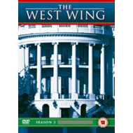 Produktbilde for The West Wing: The Complete Season 2 (UK-import) (DVD)
