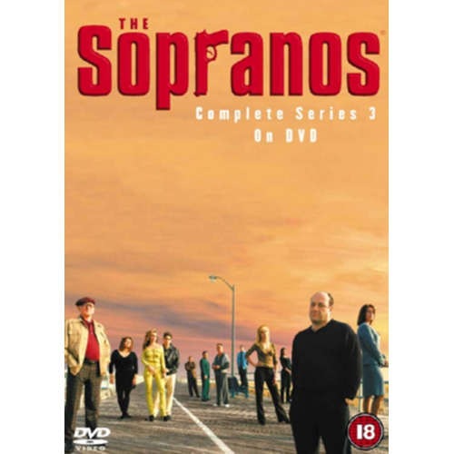 Sopranos: Complete Series 3 (UK-import) (DVD)