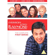 Produktbilde for Everybody Loves Raymond: The Complete First Series (UK-import) (DVD)