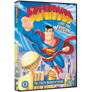 Produktbilde for Superman - Animated: The Last Son Of Krypton (UK-import) (DVD)