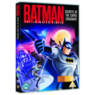 Batman - The Animated Series: Volume 4 - Secrets Of The Caped.... (UK-import) (DVD)