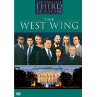 Produktbilde for The West Wing: The Complete Third Season (UK-import) (DVD)