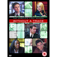 Without A Trace: The Complete First Season (UK-import) (DVD)