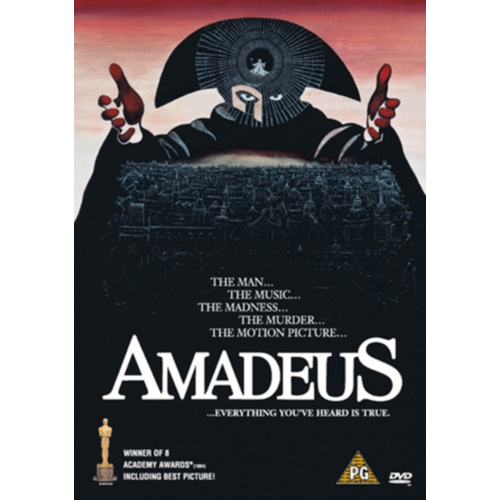 Amadeus (UK-import) (DVD)