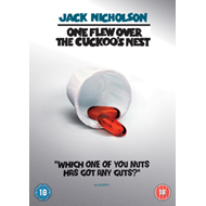 One Flew Over The Cuckoo's Nest (UK-import) (DVD)