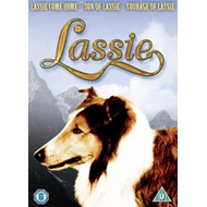 Produktbilde for Lassie Collection (UK-import) (DVD)