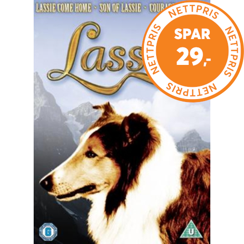 Lassie Collection (UK-import) (DVD)