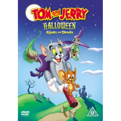 Tom And Jerry: Halloween (UK-import) (DVD)