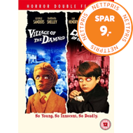 Village Of The Damned/Children Of The Damned (UK-import) (DVD)
