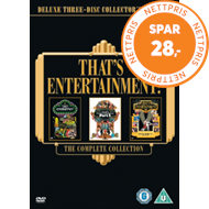 Produktbilde for That's Entertainment: The Complete Collection (UK-import) (DVD)