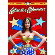 Wonder Woman: The Comlete First Season (UK-import) (DVD)