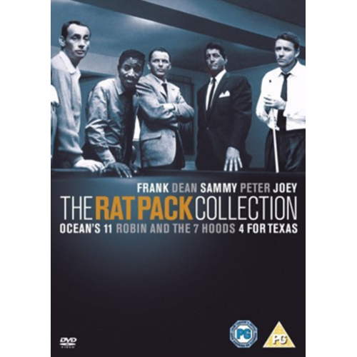 Rat Pack Collection (UK-import) (DVD)