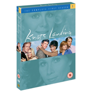 Knots Landing: The Complete First Season (UK-import) (DVD)