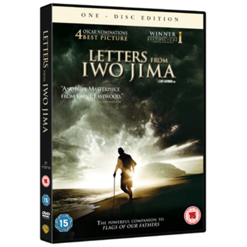 Letters From Iwo Jima (UK-import) (DVD)