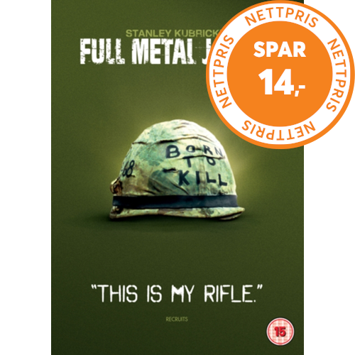Full Metal Jacket (Definitive Edition) (UK-import) (DVD)