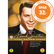 Produktbilde for Frank Sinatra Collection: The Golden Years (UK-import) (DVD)