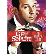 Get Smart: Seasons 1-5 (UK-import) (DVD)