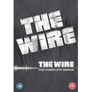 Produktbilde for The Wire: The Complete Series (UK-import) (DVD)