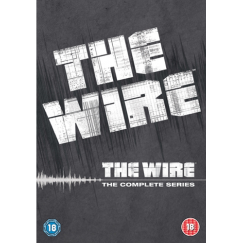 The Wire: The Complete Series (UK-import) (DVD)