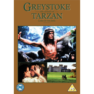 Produktbilde for Greystoke - The Legend Of Tarzan, Lord Of The Apes (UK-import) (DVD)