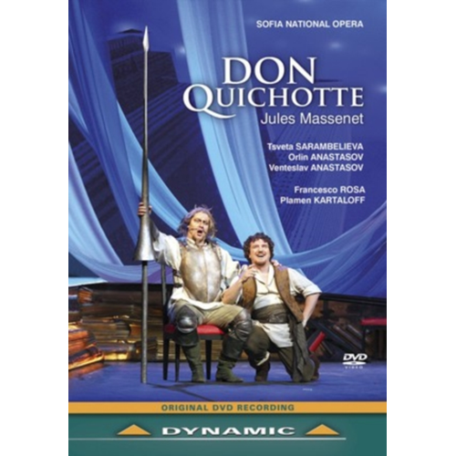 Don Quichotte: Sofia National Opera (Rosa) (UK-import) (DVD)