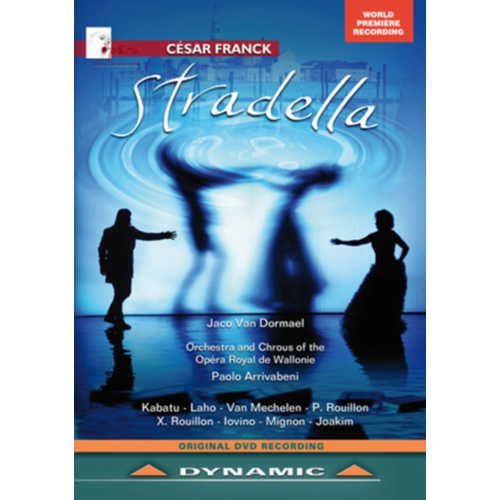 Stradella: Opéra Royal De Wallonie (Arrivabeni) (UK-import) (DVD)