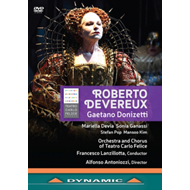 Produktbilde for Roberto Devereux: Teatro Carlo Felice (Lanzillotta) (UK-import) (DVD)