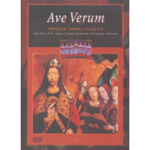 Ave Verum - Popular Choral Classics (UK-import) (DVD)