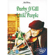 Darby O'gill And The Little People (UK-import) (DVD)