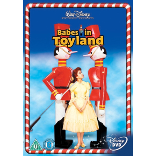 Babes In Toyland (UK-import) (DVD)